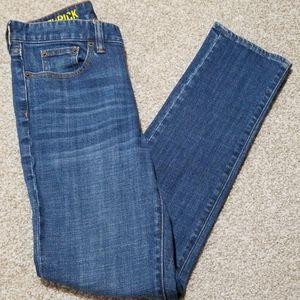 J. Crew Toothpick Slim Skinny Leg Jeans
